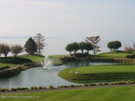 virginia waterfront golf community