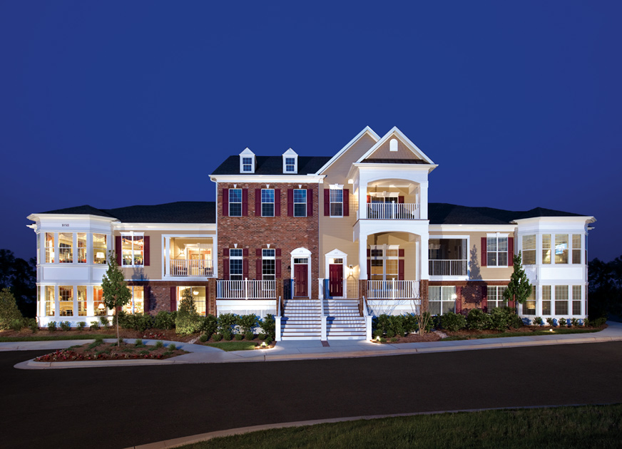 Floor Plan 2 Cottage Collection Raleigh Nc 27617 Brier Creek