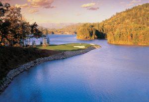 golf course home communities