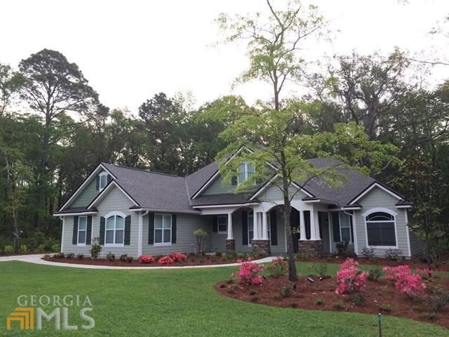 402 the strand st mary 39 s ga 31558 at osprey cove golf for South georgia home builders